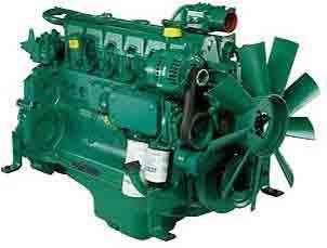 موتور تک ولوو دیزل ژنراتور ولوو پنتا volvo penta TAD620VE