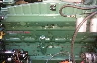 تبدیل موتور لنج (کمنز vt 700kva) به دیزل ژنراتور
