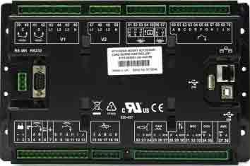 برد کنترلی plc دیزل ژنراتوردیپسی مدل dse 8710