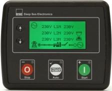 برد کنترلی plc دیزل ژنراتوردیپسی مدل dse 4620