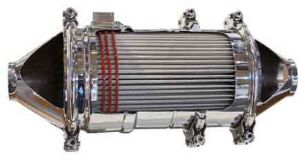 انباری اگزوزهای دارای سیستم کنترل انتشار-منبع یا انبار اگزوز فیلتردار-منبع اگزوز دیزل