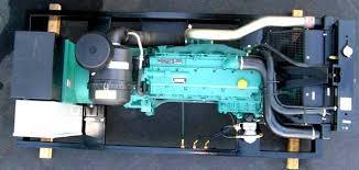 دیزل ژنراتور ولوو 200KVA مدل ولوو پنتا 720 -دیزل ژنراتور ولوو 230KVA مدل ولوو پنتا 721 - 260KVA مدل ولوو پنتا TAD 722 VE