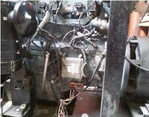 man gas generator 150kva - دیزل ژنراتور گاز سوز دست دوم مان 150kva استمفورد