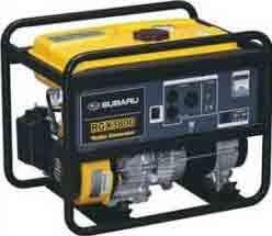 موتور برق بنزینی روبین robin