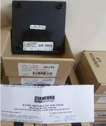 رگولاتور ولتاژ sx460 با کیفیت عالی 25A دو فاز