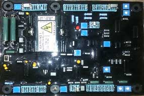 رگولاتور ولتاژ یا ای وی آر (avr) ژنراتور انگلیسی MX321