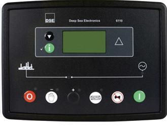 برد کنترلی plc دیزل ژنراتوردیپسی مدل 6110