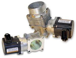 اکچویتورهای وودوارد سریL پ.ن(L-Series Rotary Bi-Directional Actuators) ن WOODWARD ACTUATOR