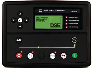 برد کنترلی plc دیزل ژنراتوردیپسی مدل 7210