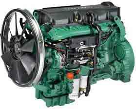 نمایندگی موتور تک ولوو دیزل ژنراتور ولوو پنتا volvo penta TAD942VE