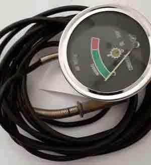 سنسور فشار سنج روغن دیزل ژنراتور اتری - گیج اتری دارای کنتاکت قطع کن محافظ