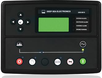 برد کنترلی plc دیزل ژنراتوردیپسی مدل 8610