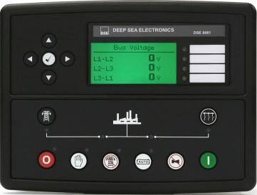 برد کنترلی plc دیزل ژنراتوردیپسی مدل dse 8661
