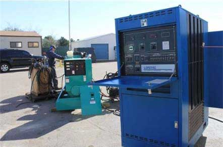 Generator Load Bank Tester-تست بانک بار ژنراتور