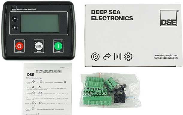 dse 4520 mkii genset controller - برد دیپسی dse 4520 dse4520mkii_برد کنترل ژنراتور دیپسی -