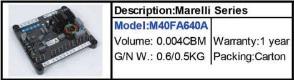 رگولاتور ژنراتور مارلی مدلm140fa640a