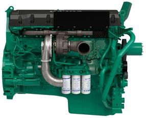 نمایندگی موتور تک ولوو دیزل ژنراتور ولوو پنتا volvo penta TAD1641VE