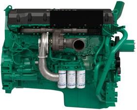 نمایندگی موتور تک ولوو دیزل ژنراتور ولوو پنتا volvo penta TAD1642VE