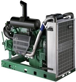 نمایندگی موتور تک ولوو دیزل ژنراتور ولوو پنتا volvo penta TAD1643VE