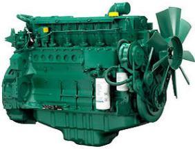 نمایندگی موتور تک ولوو دیزل ژنراتور ولوو پنتا volvo penta TAD721VE