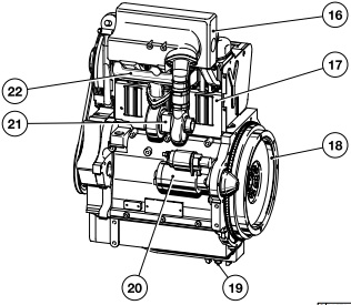 محل قرار گیری قطعات موتور دویتس-قطعات مکانیکی دیزل دویتس-لوازم دویتس-نمایندگی دویتس در ایران