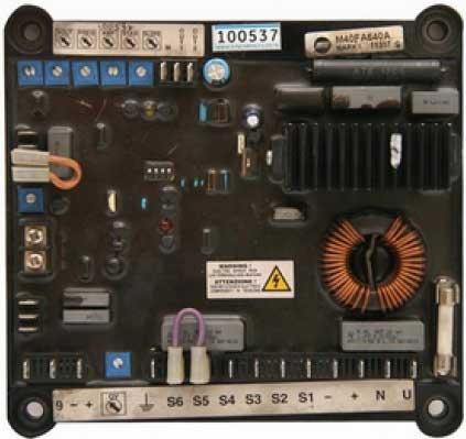 marelli avr mark i m40fa640a /a - رگولاتور ژنراتور مارلی پارت نامبر m40fa640a  مدل mark-i