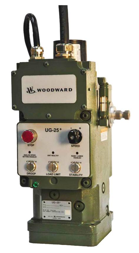 گاورنرهای مکانیکی وودوارد WOODWARD