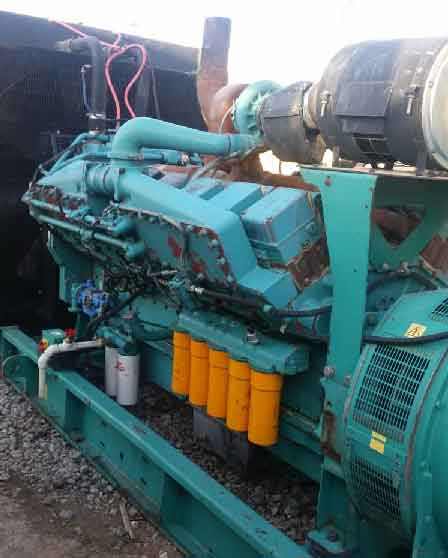 cummins generator 1250kva 1200kva 1300kva