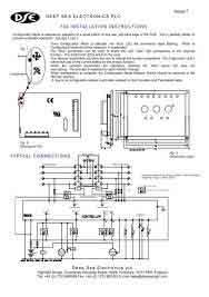نقشه وایرینگ دیپسی 704 - برد دیپسی 704_برد کنترل ژنراتور deepsea dse 704