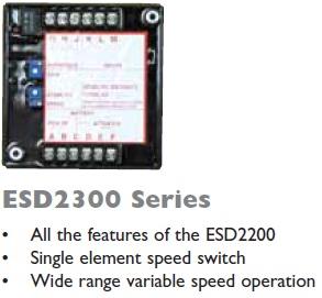 گاورنر GAC مدل ESD2300