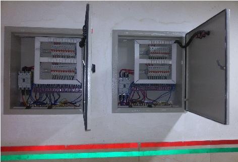 پروژه اجرای سیم کشی و نصب دو عدد تابلو برق بخش ICU بیمارستان پروژه اجرای سیم کشی و نصب دو عدد تابلو برق بخش ICU بیمارستان